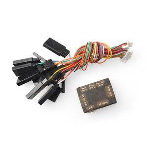 Image 2 - 미니 Openpilot CC3D 혁명 비행 컨트롤러 DIY FPV 레이싱 드론 미니 RC Multicopter Quadcopter 210 250 330 F17008