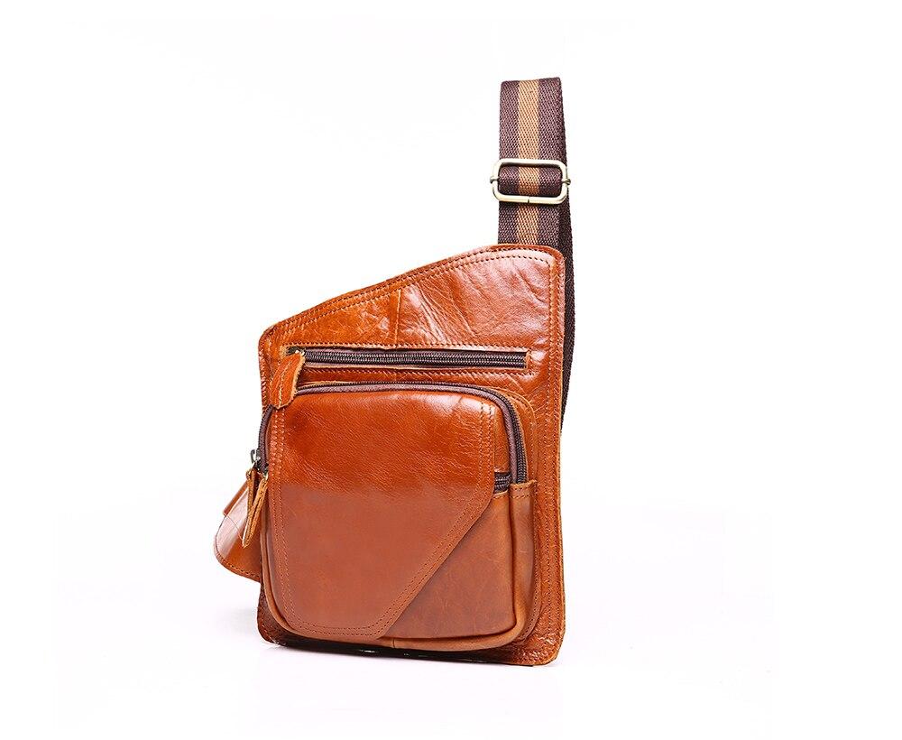 B214---Genuine Leather Men Chest Bag _01 (13)