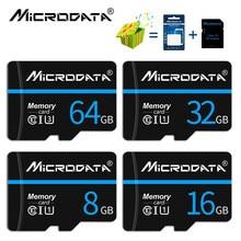 10 classe cartão Micro sd 128GB GB GB 16 32 64GB 8GB tf cartao de memoria 32GB Microsd Cartão de Memória flash usb mini cartão de pen drive
