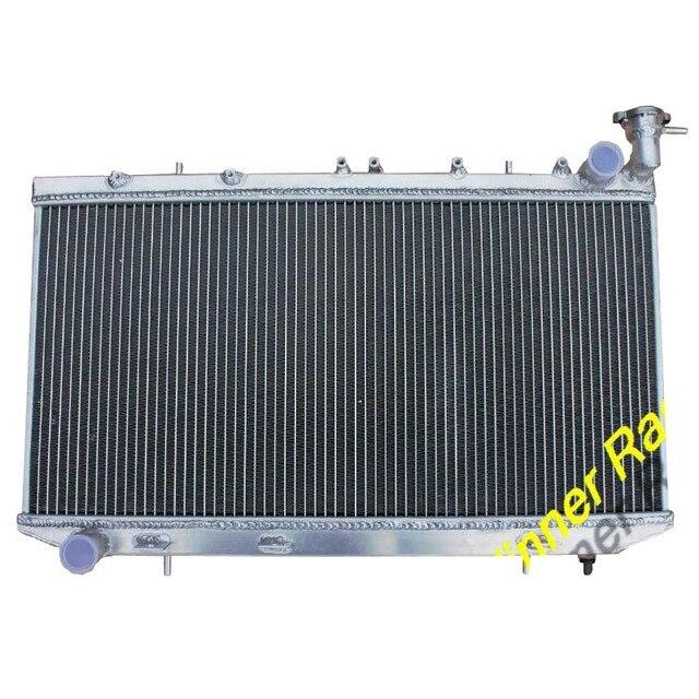 56MM ALUMINUM ALLOY RADIATOR For NISSAN SUNNY/PULSAR GTI/GTI-R RNN14/I-R SR20DET M/T