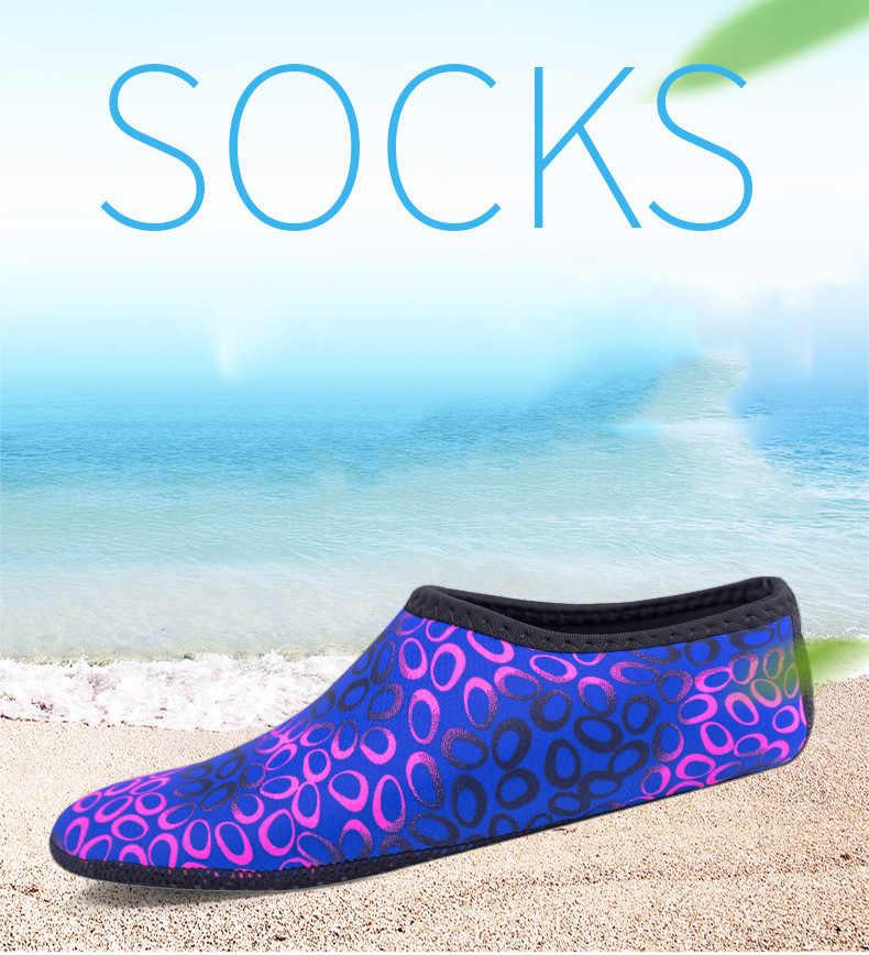 2019 Nieuwe Snelle Droge Neopreen Zwemmen Duiken Sokken Snorkel Surfen Wetsuit Water Schoenen Laarzen Kan