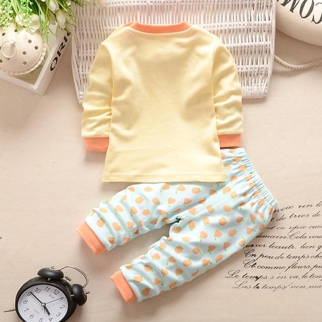 Cute Newborn Baby Clothing Set