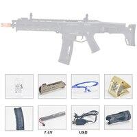 Гелевый бластер Jinming ACR J10 игрушка водяной пистолет пуля для детей Спорт на открытом воздухе