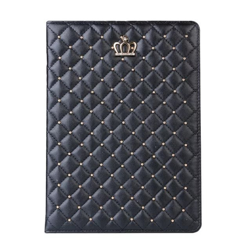 Bling Crown Coque for iPad mini 1 mini 2 mini 3 Case Luxury Stand A1432 A1454 A1490 Cover for iPad mini 1 2 3 Luxury Cover (10)