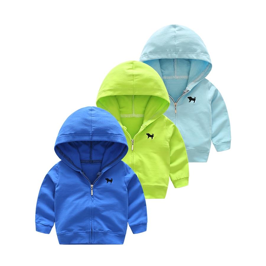 91984618784 Παιδική ενδυμασία Animal Print καπέλο σακάκι φούτερ με φερμουάρ ...