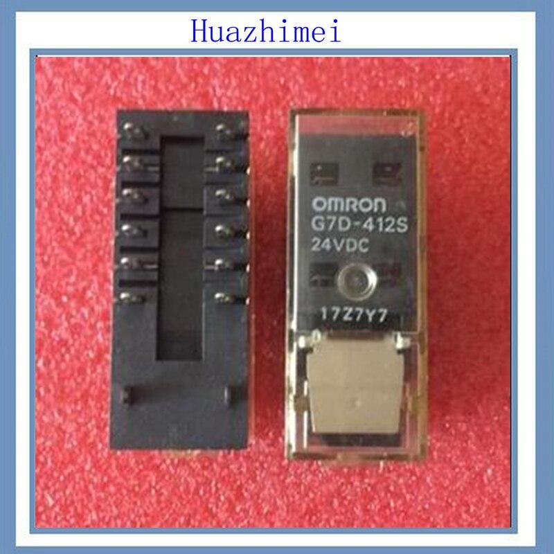 1PCS/LOT Relay G7D-412S 24VDC