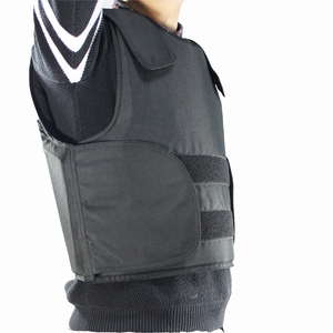 Image 4 - NIJ IIIA BULLETPROOF VEST by DHL FREE Shipping Police Body Armor 9mm 44 magnum Bullet protection Jacket with Carrying bag