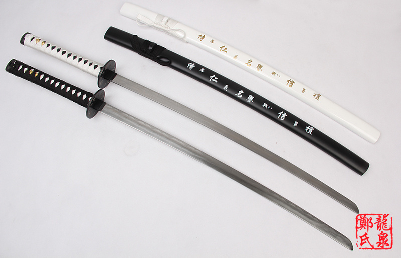 Free Shipping Japanese Katana Bushido Spirit Samurai Sword 1045 Carbon Steel Brand New Supply Sharpness Ready