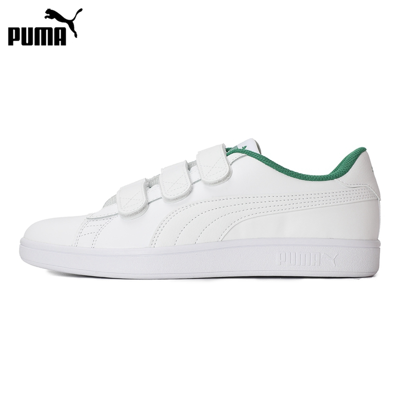Original New Arrival  PUMA Smash v2 V  Unisex  Skateboarding Shoes Sneakers