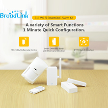 Broadlink S1C Wi-fi Safety Package Detector Sensor Wifi Distant Management Good Residence Automation Safety Alarm System