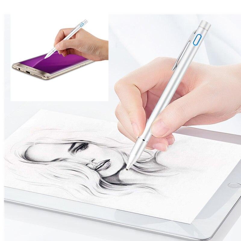 Активный Стилус емкостный сенсорный экран карандаш для lenovo YOGA BOOK Yogabook Tab 3 Plus 10 Pro X50 X90 YT X703F 10,1 планшетный ПК