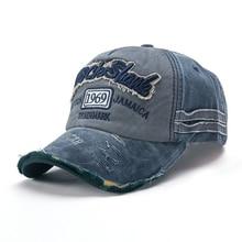 High quality Baseball Cap men/women  Spring Cotton Cap  Washed Baseball Cap Fitted Cap Snapback Hat For Men Bone Women Gorras все цены
