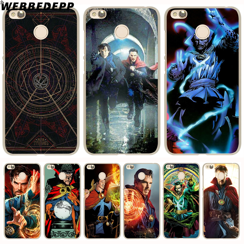 Half-wrapped Case Phone Bags & Cases Self-Conscious Webbedepp Strange Doctor Steven Phone Case For Xiaomi Redmi 4x 4a 5a 5 Plus 6 Pro 6a S2 Note 5 6 7 Pro 4x Cover Mild And Mellow