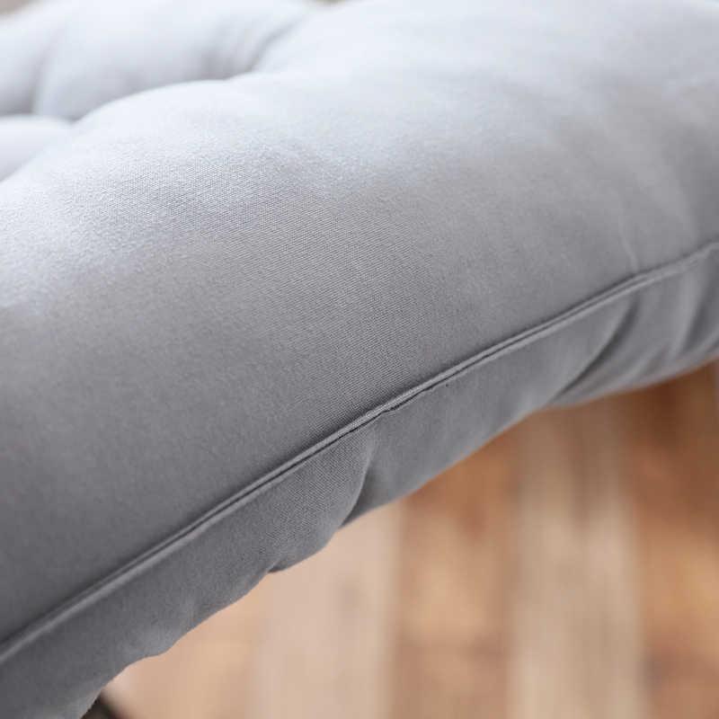 Coussin de siège Long épais 1 pièce | Coussin de canapé en rotin, coussin de chaise de jardin, Tatami, tapis inclinable, livraison gratuite