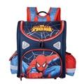 NEW Cartoon Spiderman Children School Bags 2017 Kids Stachel Zipper Boys EVA Orthopedic Backpack Schoolbags Mochila Feminina