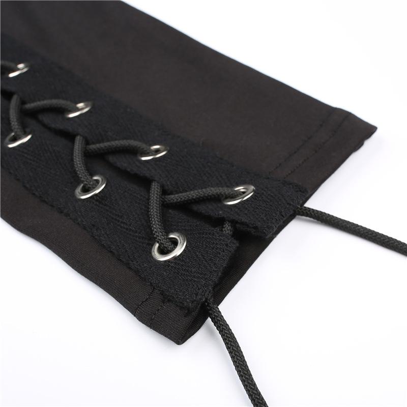 HTB1y8r5RVXXXXcNXpXXq6xXFXXXX - Stripe sexy side cross line Black Hole pants JKP158