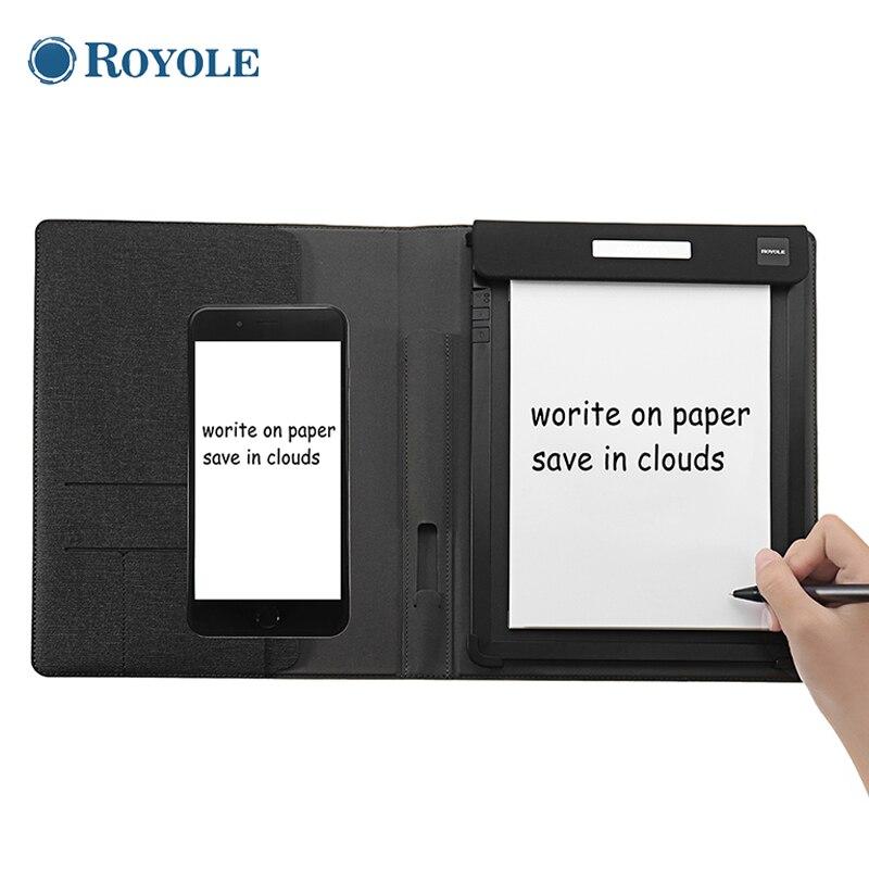 Royole 10 pouces 2048 niveau pression numérique dessin tablette papier écrire Cloud stockage App synchrone affichage avec stylo de sensibilité