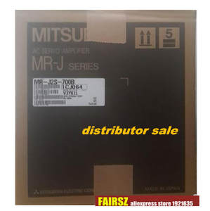 Original servo driver MR-J2S-700B JAPAN MIT  sale 100% confidence new in stock