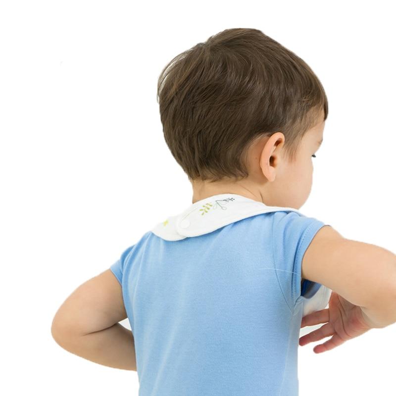 Baby Bibs Waterproof Saliva Towel Cotton Boy Girls Toddler Soft Bib With Cute Pattern Infant Newborns Bandana Accessory CL5028