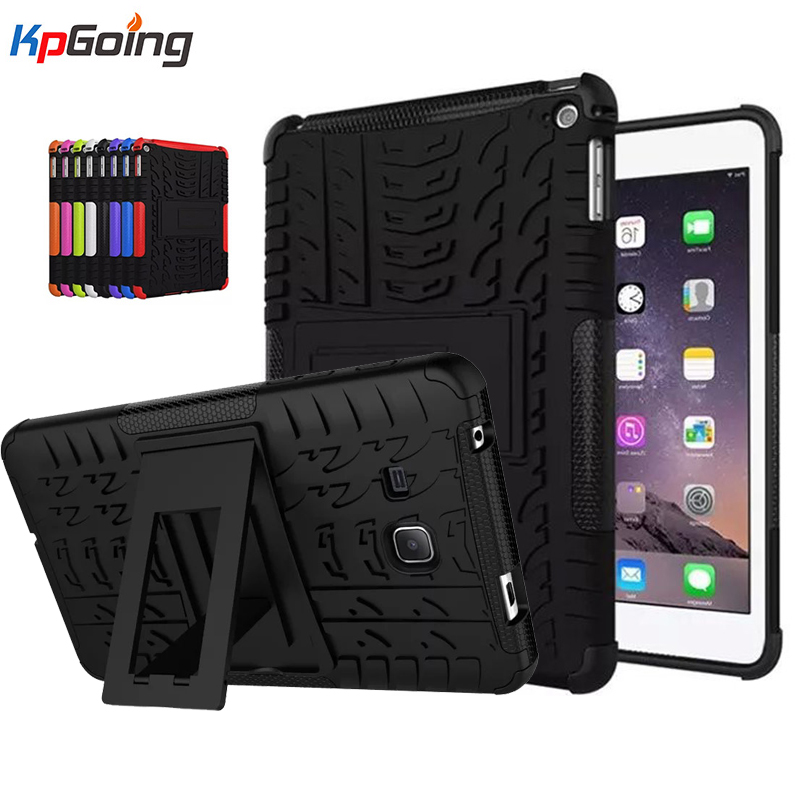 For IPad Mini 4 Case Fundas Para Patchwork TPU+PC Armor Shockproof Back Cover for Apple IPad Mini 4 Tablets Case for Ipad Mini 4