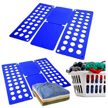 Adult Quality Catalogue Magic Clothes T-shirt Jumper organiser Time-saving Fast Folding Board Wednesday Clothes Size These funct