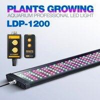 LICAH пресной воды аквариумных растений светодиодный свет LDP 1200 Бесплатная доставка