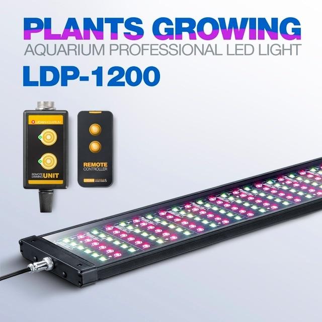 LICAH luz LED para cultivo de plantas, acuario, LDP 1200, envío gratis