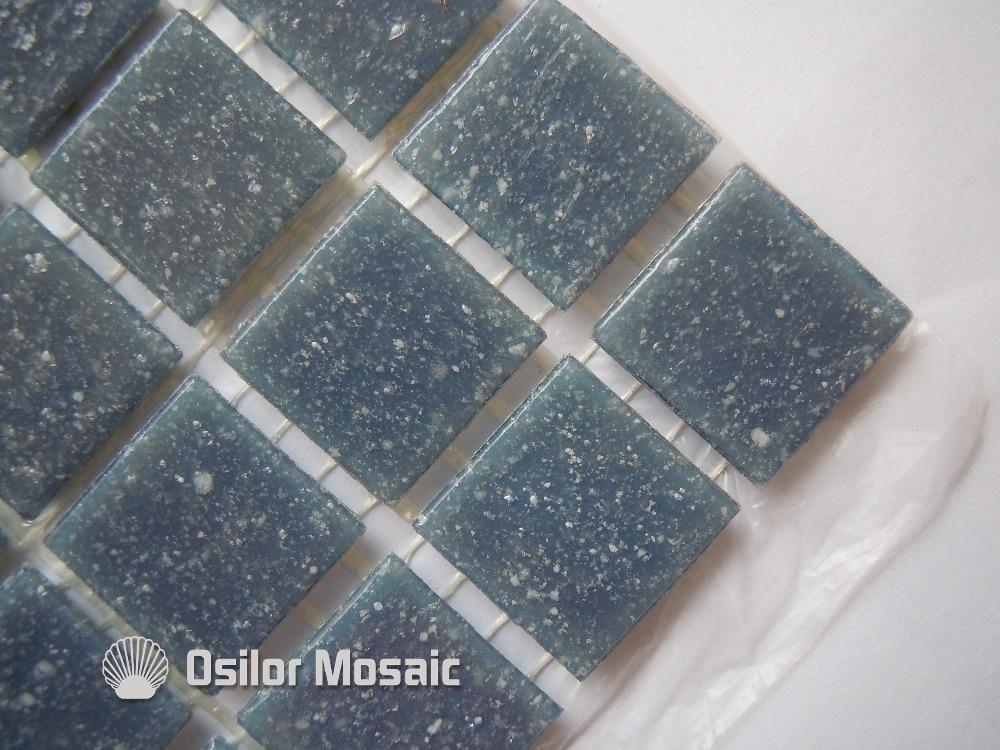 Piastrella a mosaico in vetro piastrella pavimento di piastrelle