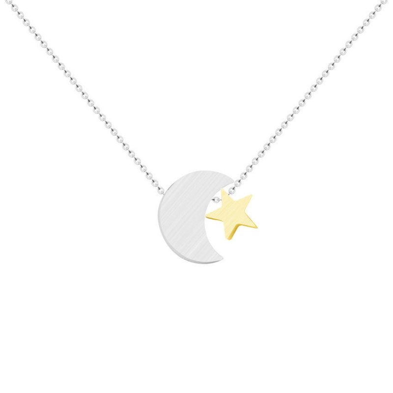 Կիսալուսնի լուսնի - Նորաձև զարդեր - Լուսանկար 3