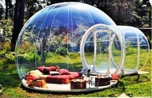 Image 2 - Şeffaf şişme balon çadır tünel ile çin üretici, şişme çadır ticaret fuarları, şişme bahçe çadırı
