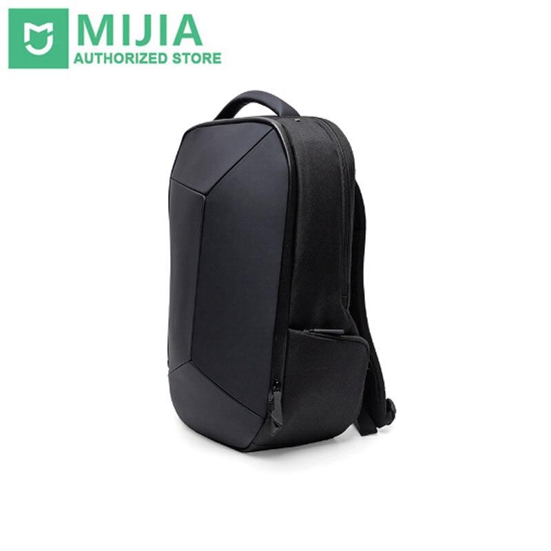 100% Original Xiaomi hommes Cool Style multifonctionnel étanche sac à dos étanche corps Durable et géométrie Design de mode