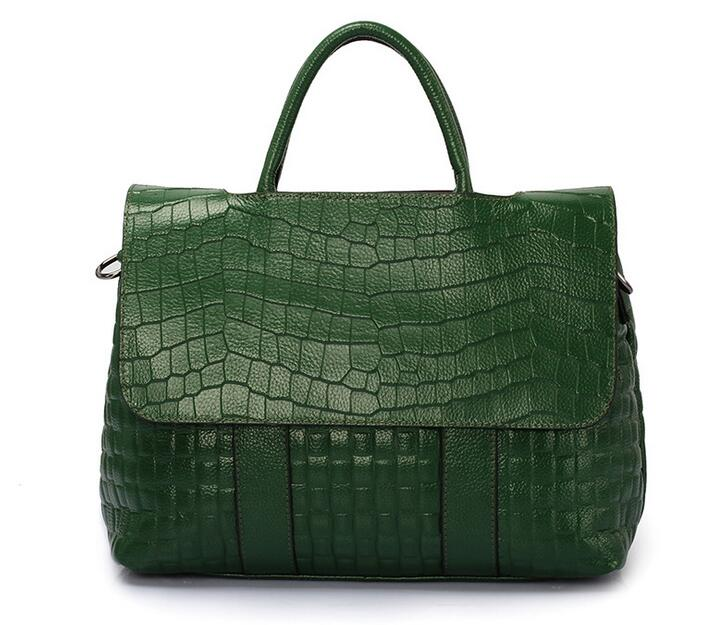 Popular Leather Green Handbags-Buy Cheap Leather Green Handbags ...