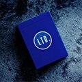 LTD de Póquer Naipe Cubierta Azul de Edición Limitada Ellusionist Tarjeta Trucos de Magia Juguete Mágico Magia Magia Props Trucos Juguetes 81225
