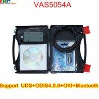 5pcs Lot DHL Free Top Sell VAS 5054A ODIS4 0 0 Vas5054 With Bluetooth Vas5054a With