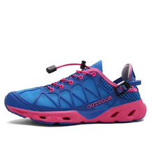 Walking Shoes Female Summer Outdoor Breathable Anti-skid Amphibious Walk Sneakers Woman Water Wading Sport Shoe For Women Boots