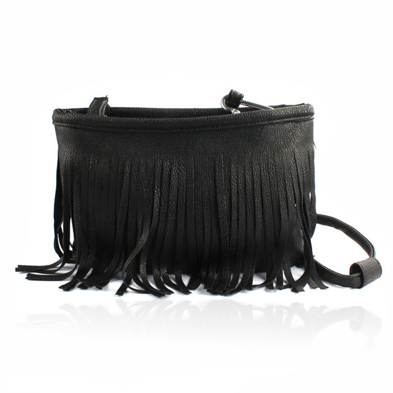 US $3.24 30% OFF|Hot Women Tassel Shoulder Bag Clutch Baguette Handbags Leather Hobos Package Messenger Cross Body Messegere Bag Drop Shipping #Y-in Shoulder Bags from Luggage & Bags on Aliexpress.com | Alibaba Group