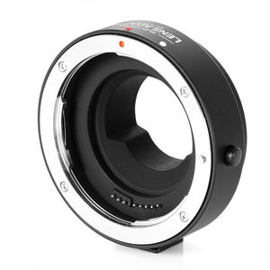 Image 2 - Electronic Lens Adapter Ring EF MFT for Canon EF S Lens to Micro 4/3 M4/3 mount OM D