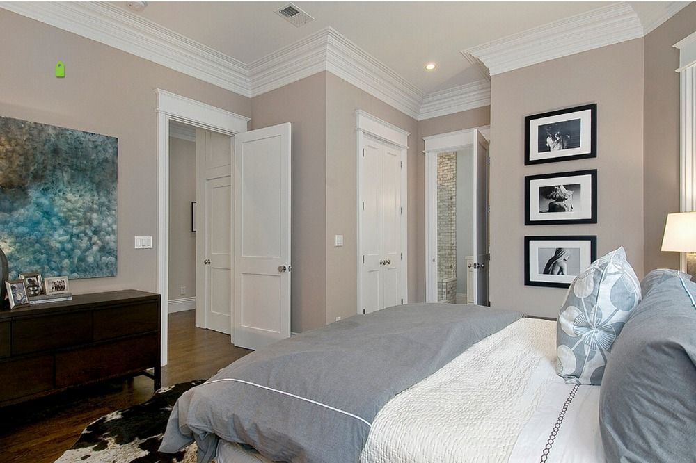 2017 New Style Highly Durable Shaker Square Profiles Solid Wood Door Paint Grade Interior Wood Door Bed Room Doors ID1606017
