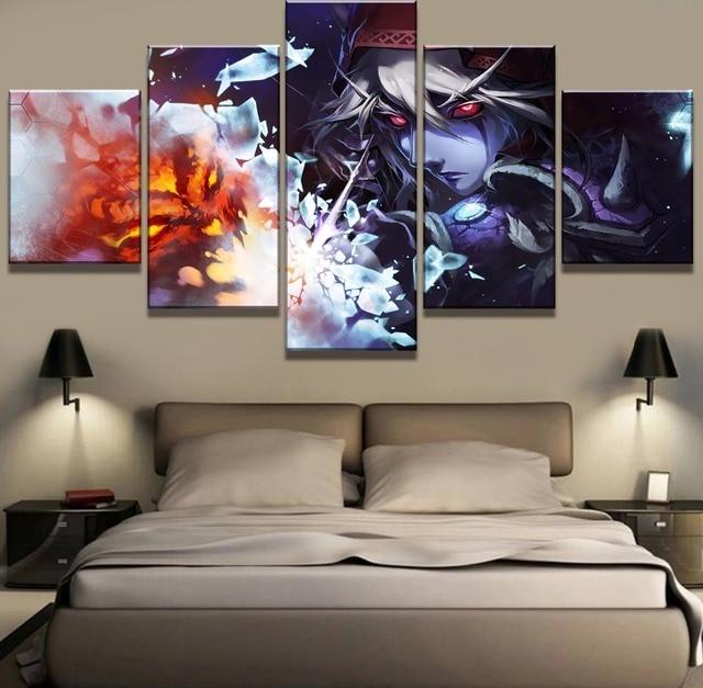 Backlit Canvas Wall Art