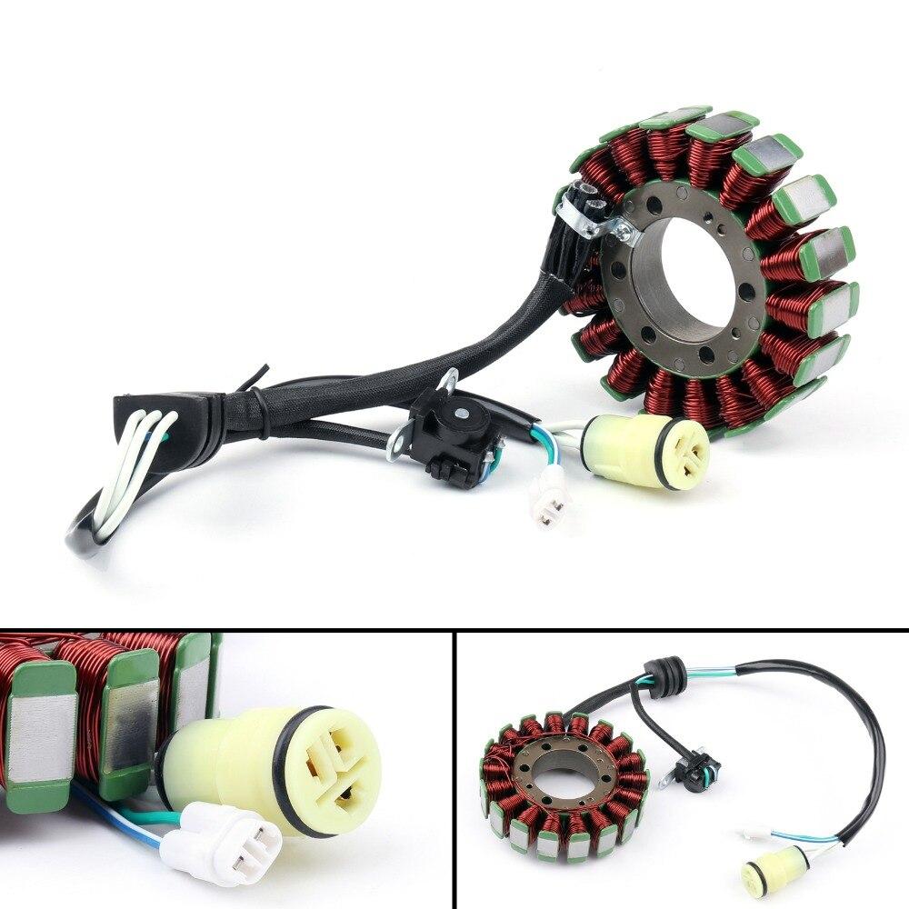 Areyourshop Motorcycle Magneto Generator Stator Coil For Yamaha Raptor 700 16 18 YFM700R Raptor 700R YFM700RSP