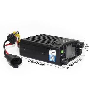 Image 3 - TYT TH 8600 IP67 Wasserdicht Dual Band 136 174MHz/400 480MHz 25W Auto Radio HAM mobile Radio mit Antenne, clip Montieren, USB Kabel