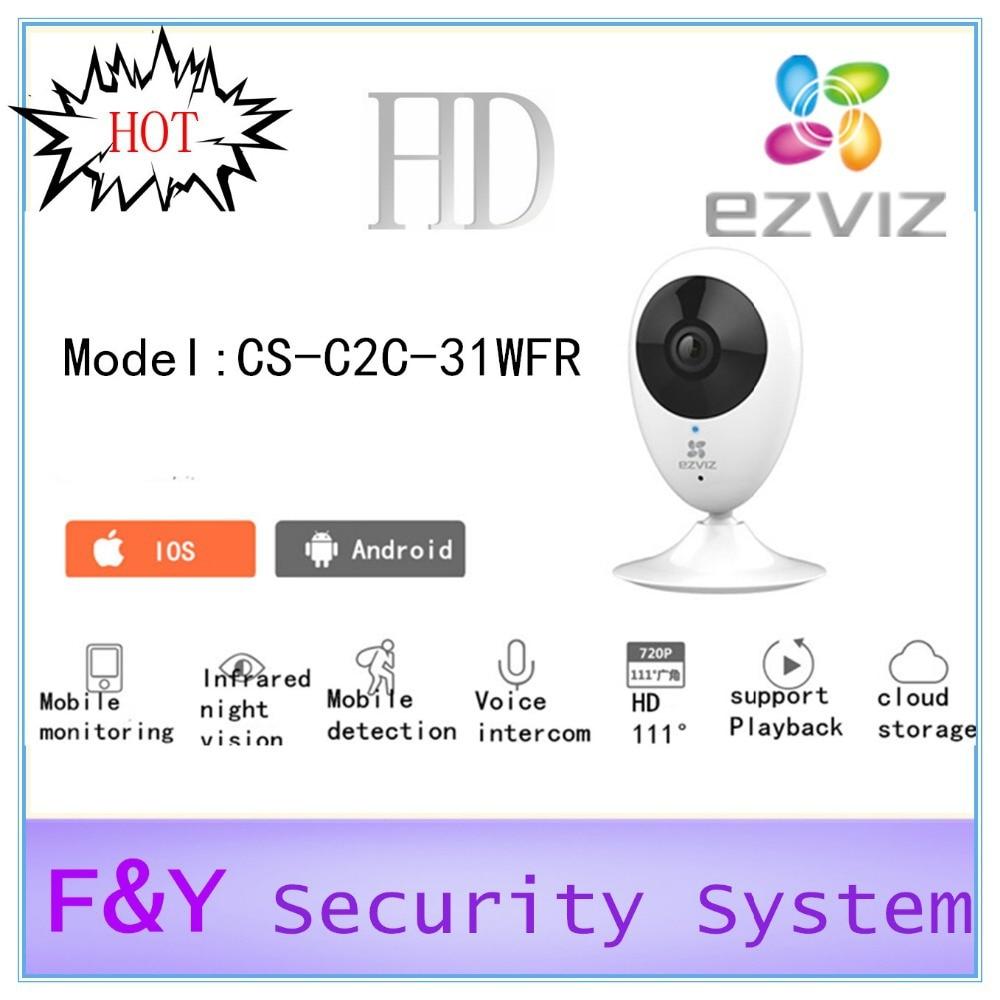 100% orignal ezviz c2c Internet camera wireless control