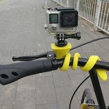 Гибкие Tripode Осьминог Мини Штатив Камеры Держатель для Gopro Hero5 4 3 + 3 Сессии Сяо Mi Yi SJCAM для iPhone & Smartphone