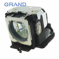 Ersatz Projektor Lampe POA-LMP111 für SANYO PLC-WU3800/PLC-XU106/PLC-XU116/PLC-XU101K/PLC-XU111K GLÜCKLICH BATE