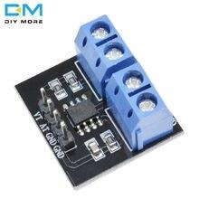 Max471 Tensione Sensore di Corrente Votage Corrente del Sensore Modulo Sensore Per Arduino di Corrente Tester di Tensione 5V DC 3-25V 0-3A Bordo