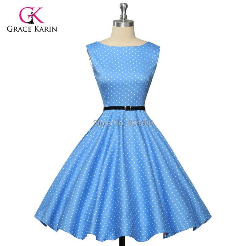 Женское платье 50 s