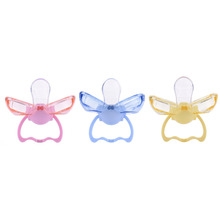 Funny Silicone Nipple Automatic Housing Baby Pacifier Toddler Soother Teether Care Dustproof BPA Free 1pc