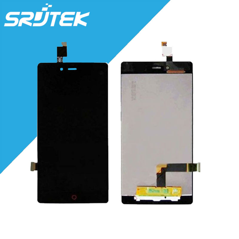 NEW Original 5.0 for ZTE Nubia Z9 mini Touch Screen Digitizer Glass with LCD Display Panel Full Assembly 1920*1080