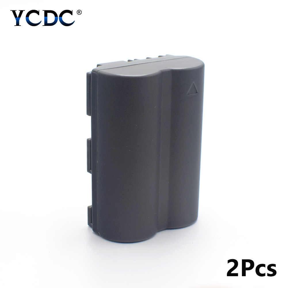 2X7.4 v 1500 mah BP-511 BP511 BP 511A Li-Ion Batteria Ricaricabile Per Canon EOS 40D 300D 5D 20D 30D 50D 10D D60 G6 G5 G3 G2 G1