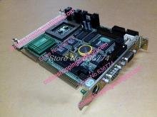 PCA-6153 Rev.A2 industrial control board of good quality with CPU memory fan